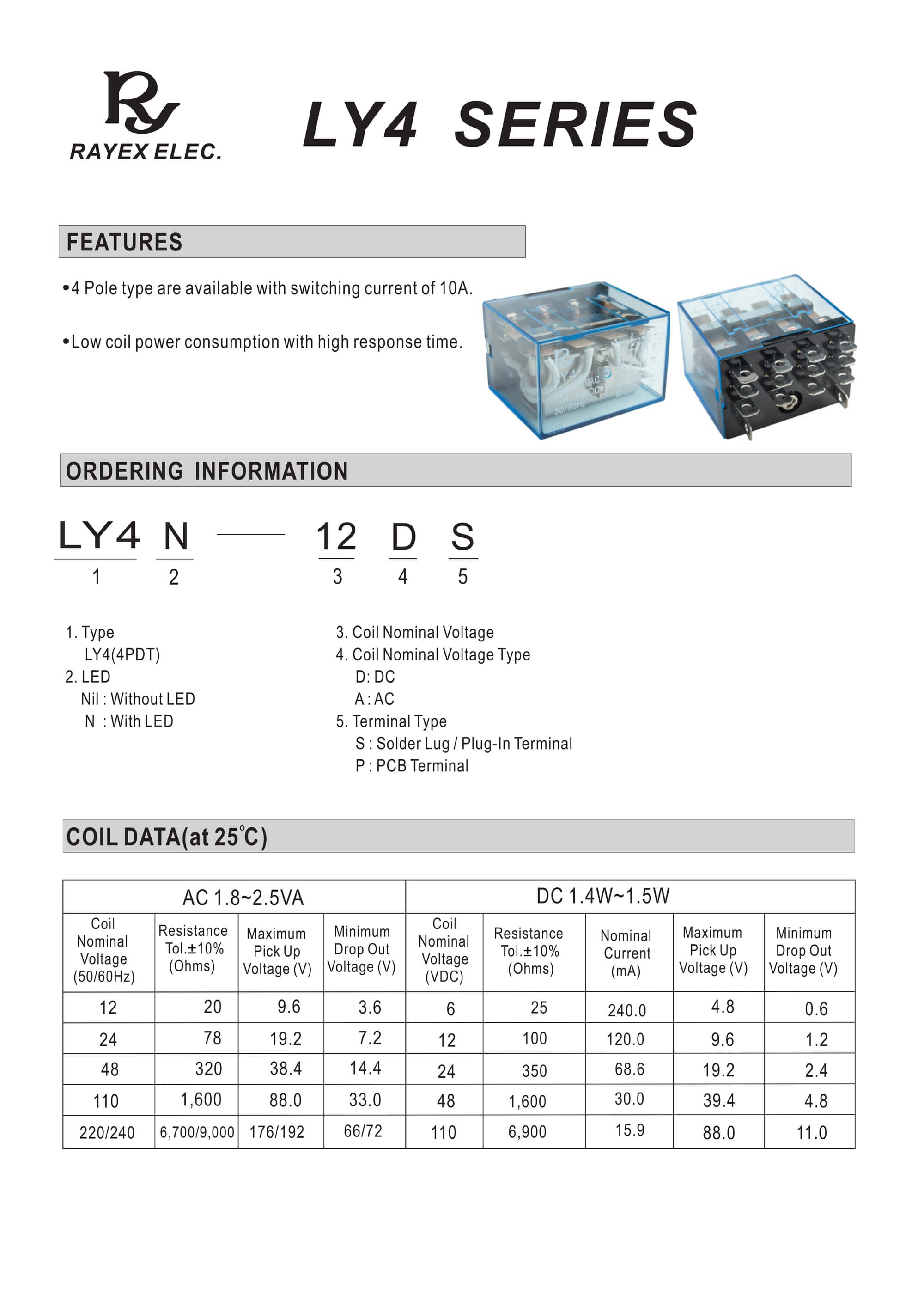 LY4-SERIES-1